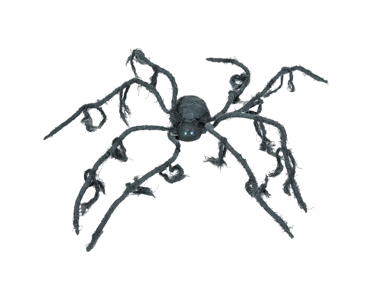 EUROPALMS Halloween Spider, animato, 110x8cm