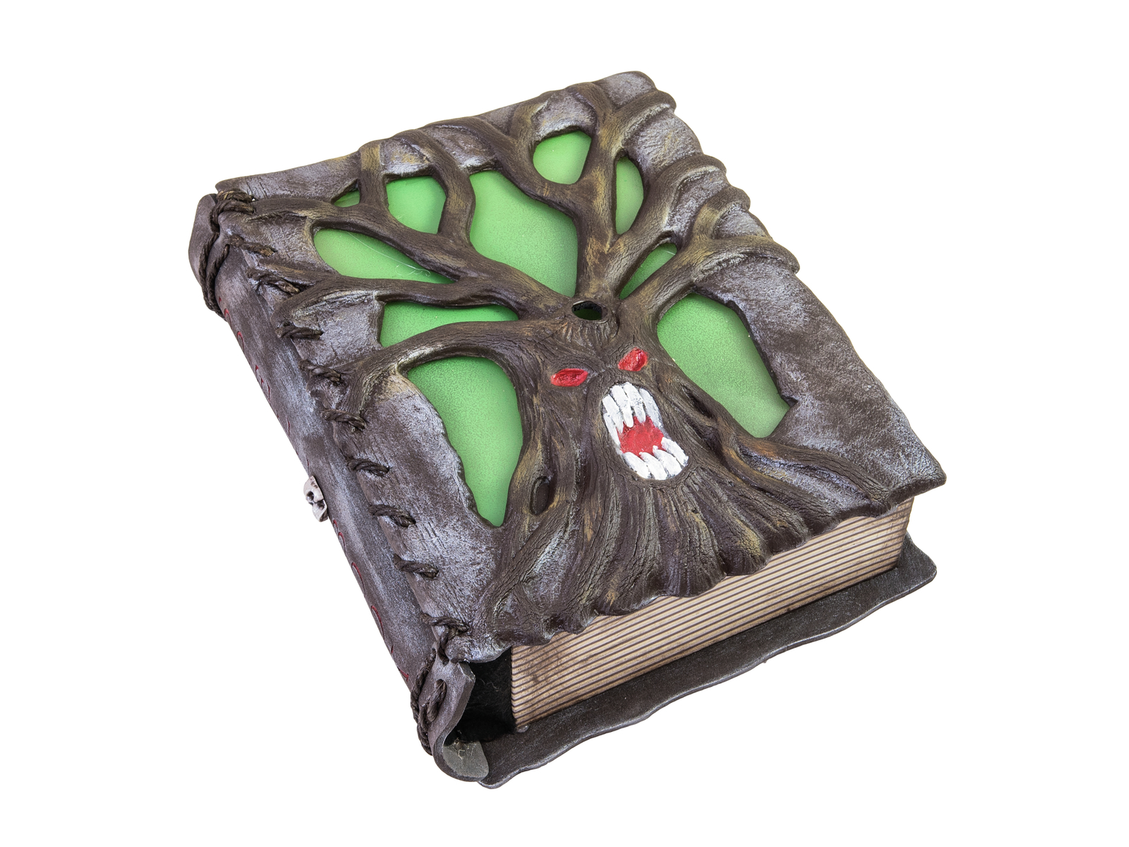 EUROPALMS Halloween Haunted Libro, 27x22x8cm