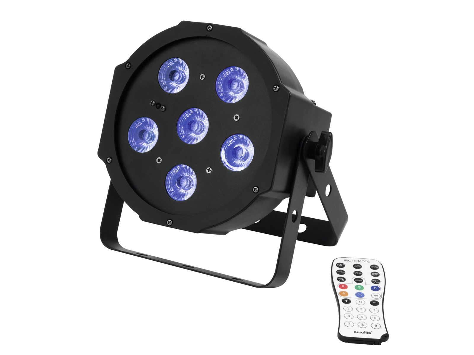 EUROLITE LED SLS-603 TCL + UV Piano