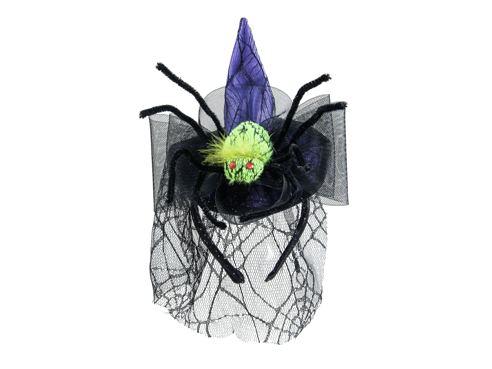 EUROPALMS Costume di Halloween Witch Hat con Spider