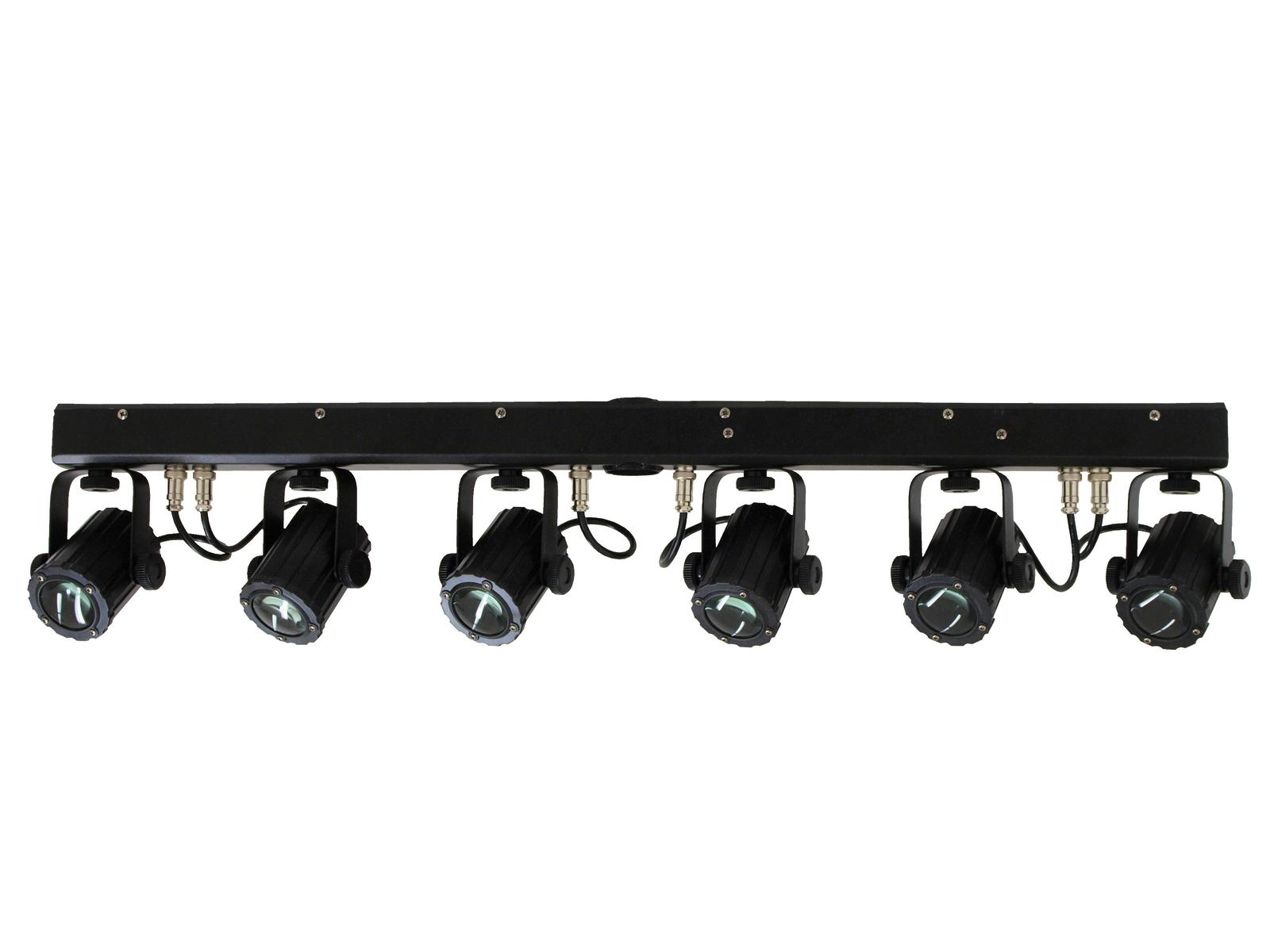 EUROLITE LED SCY-Bar TCL luce