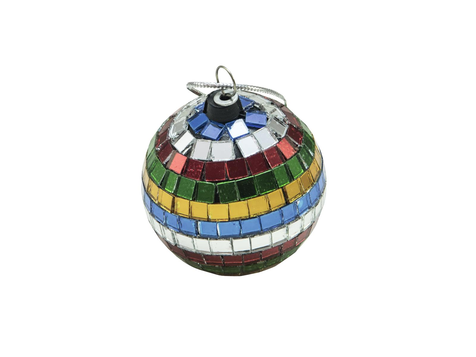 EUROLITE Mirror ball 5cm Multicolore