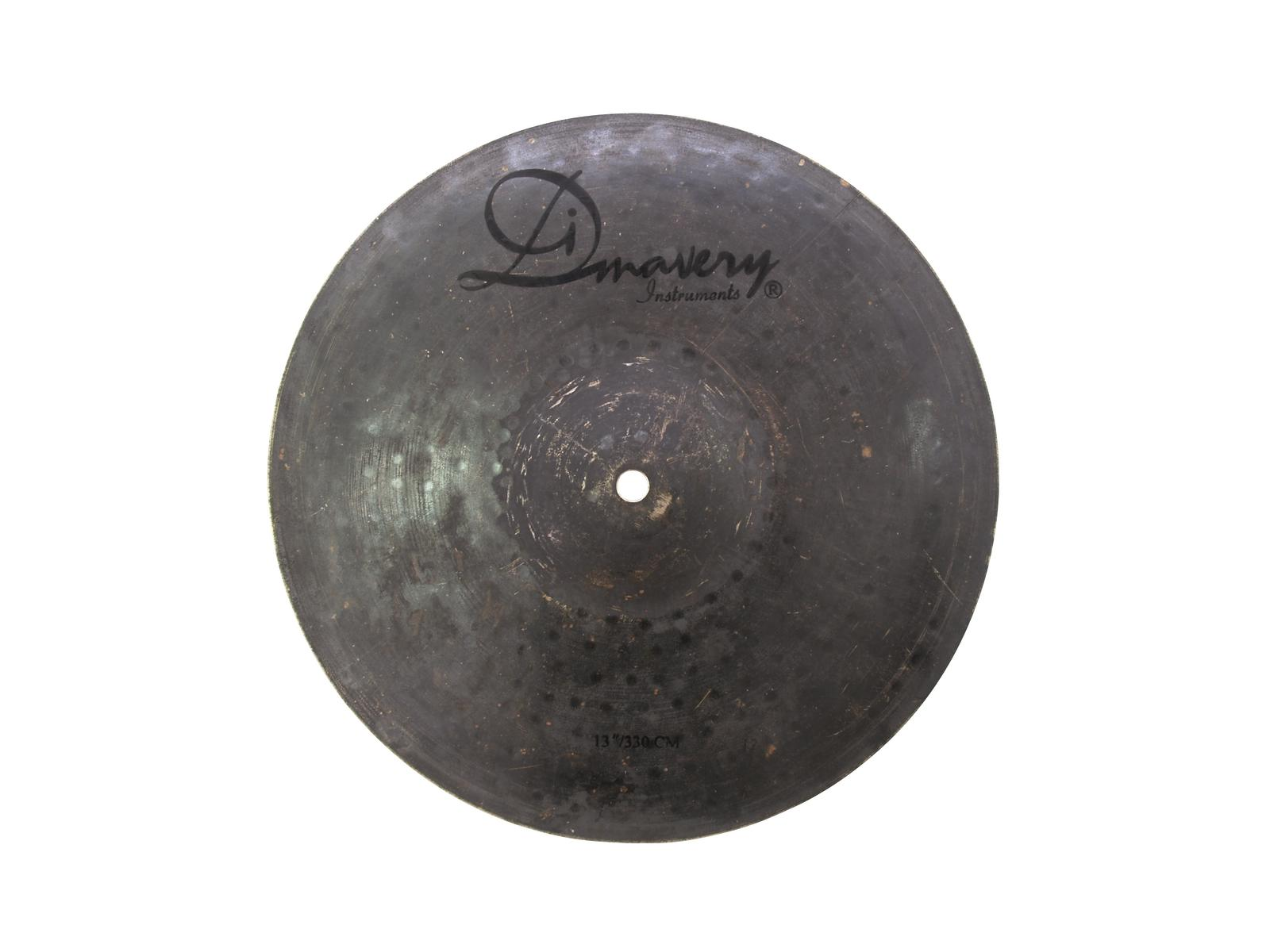 Piatto per batteria acustica, drum, scurito 13-Crash DIMAVERY DBHC-813
