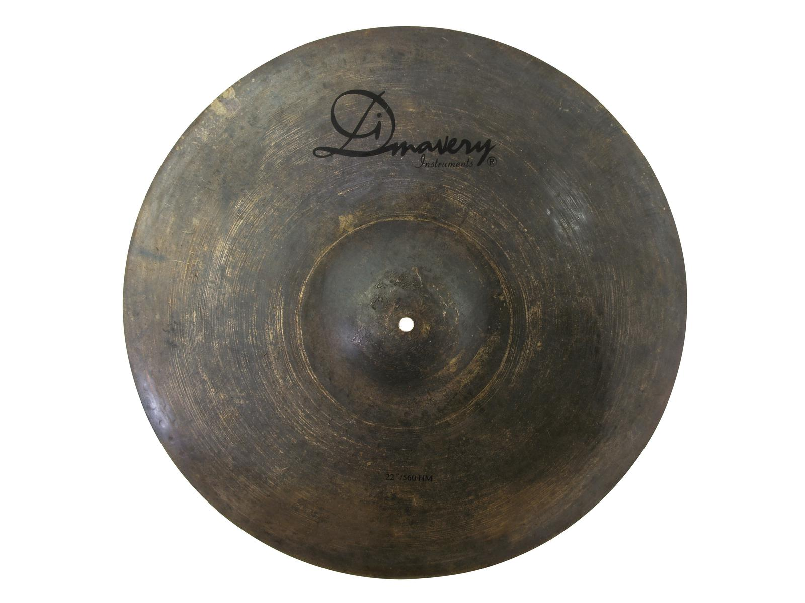 DIMAVERY DBHR-822 Piatto 22-Ride
