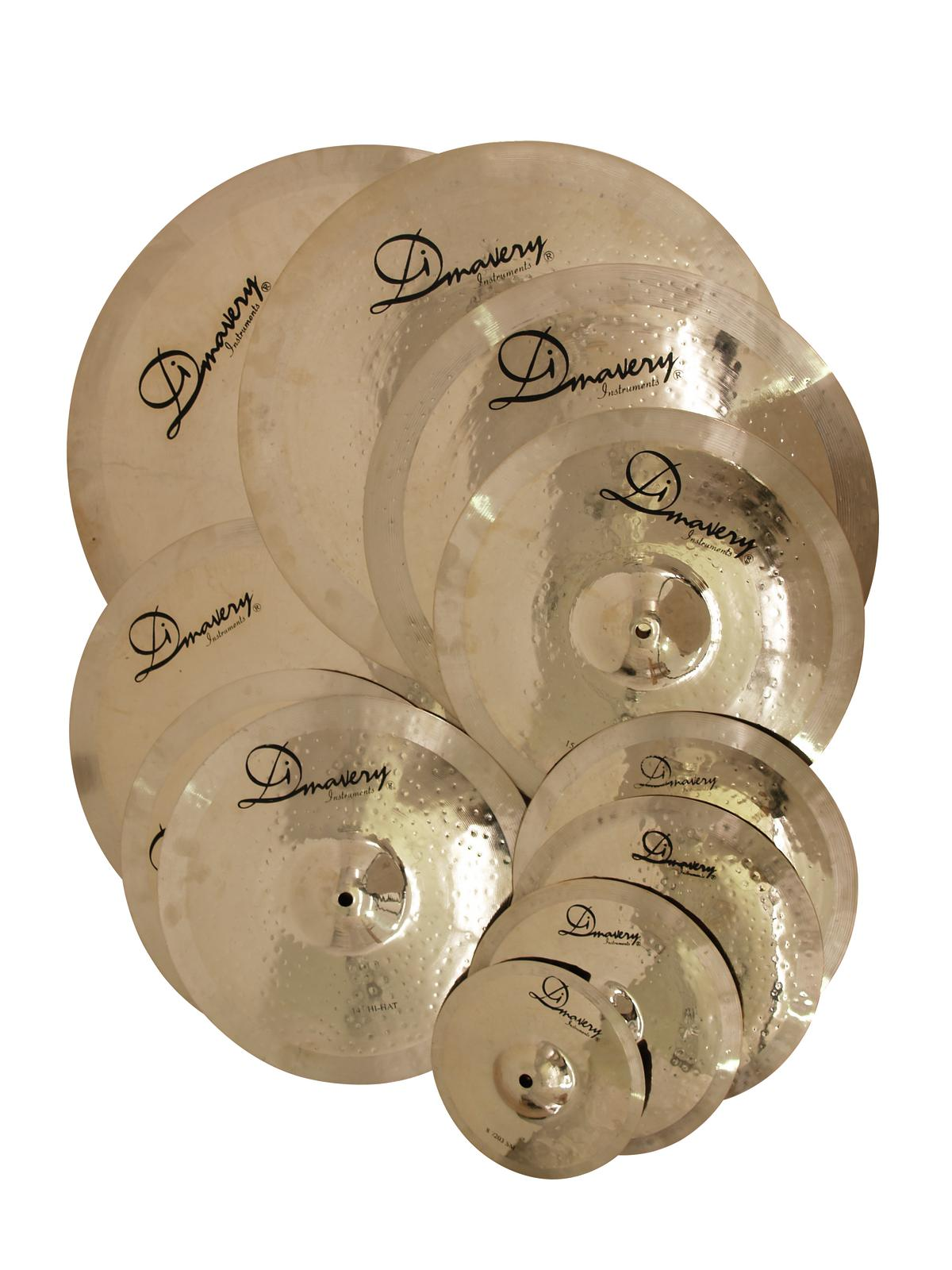Piatto Splash Drum Cymbal Per