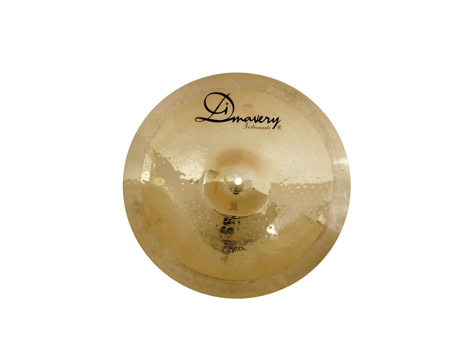 Piatto per batteria acustica, drum, 18-Crash DIMAVERY DBMC-918