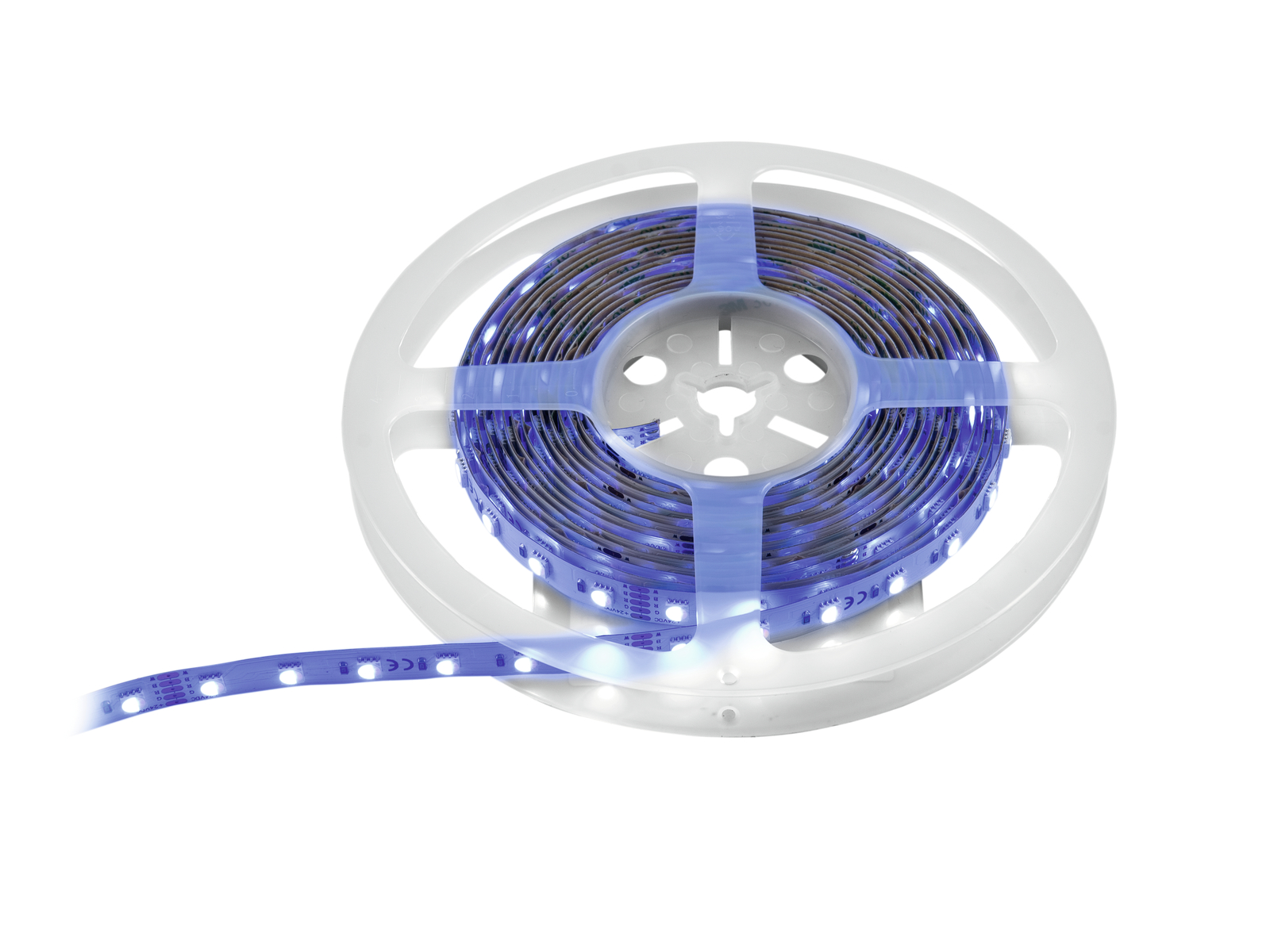 EUROLITE LED Strip 5m 300 RGBWW 24V