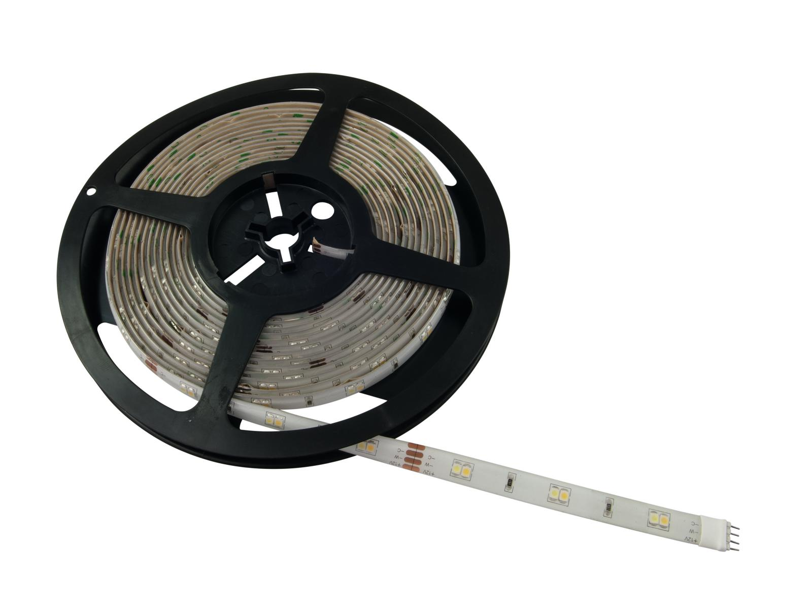 EUROLITE LED IP Strip 300 5m CW/WW 12V