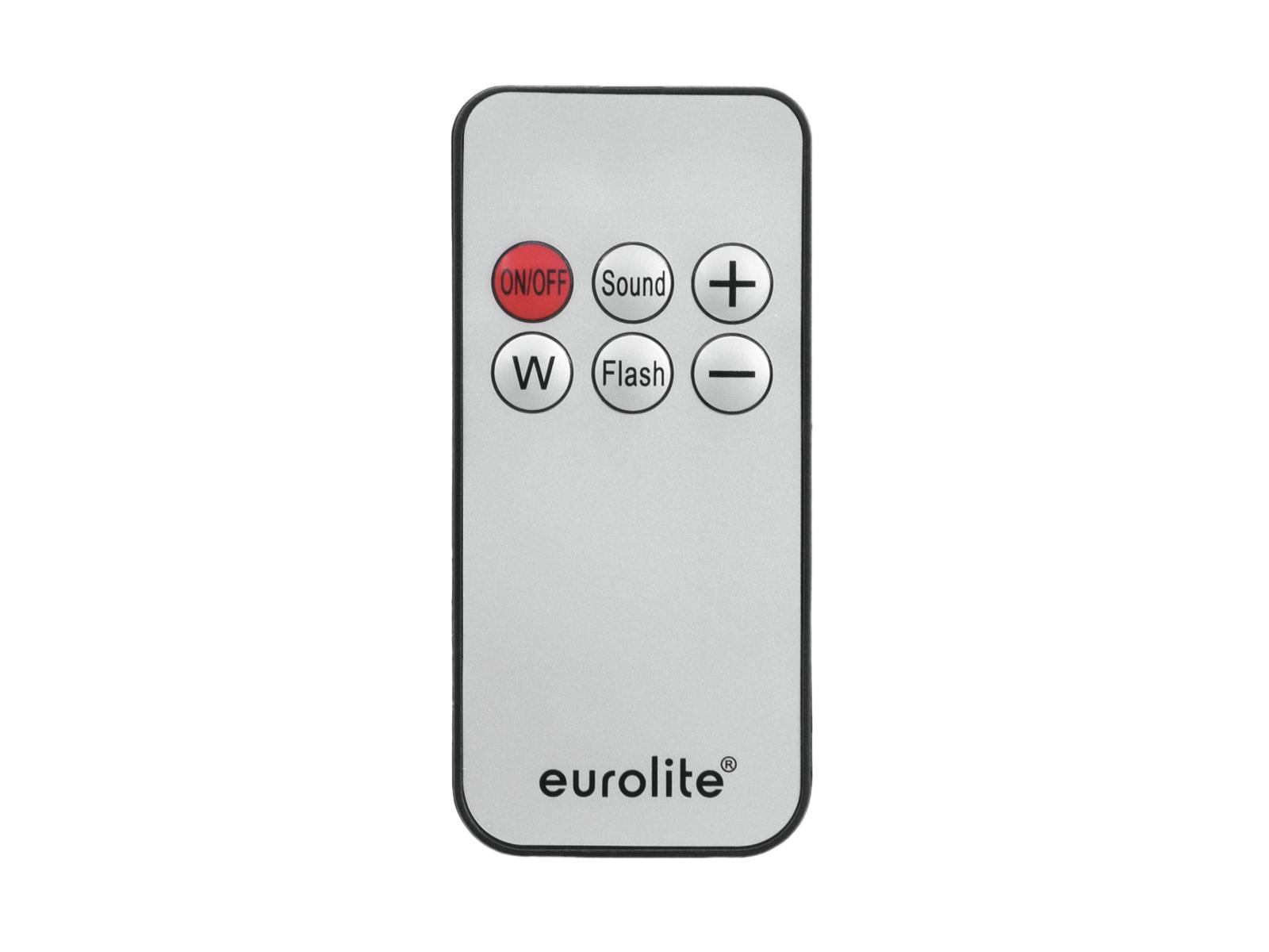 EUROLITE IR-18 di controllo Re