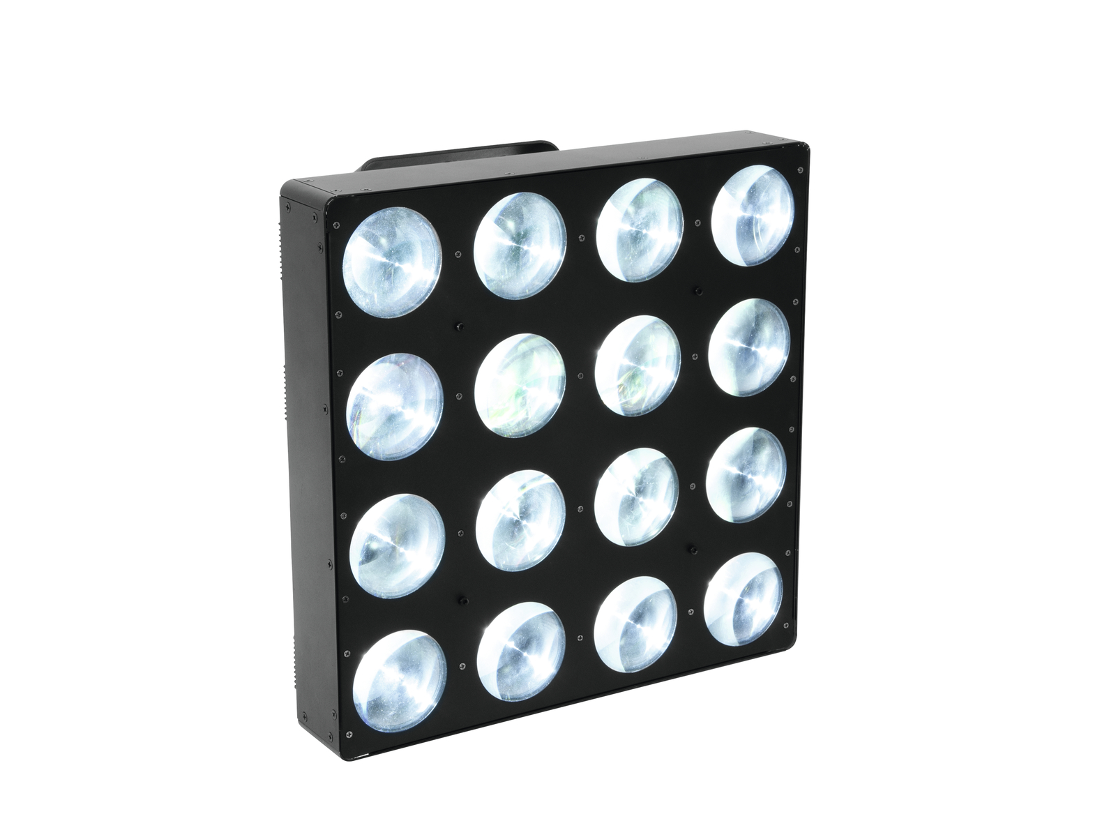 EUROLITE LED BP-Pannello 16 luci LED con matrice 4 x 4 e 7 W