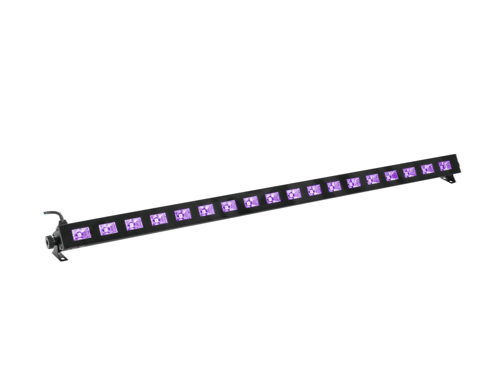 Barra A led Uv Ultravioletta EUROLITE LED Party UV Bar-18