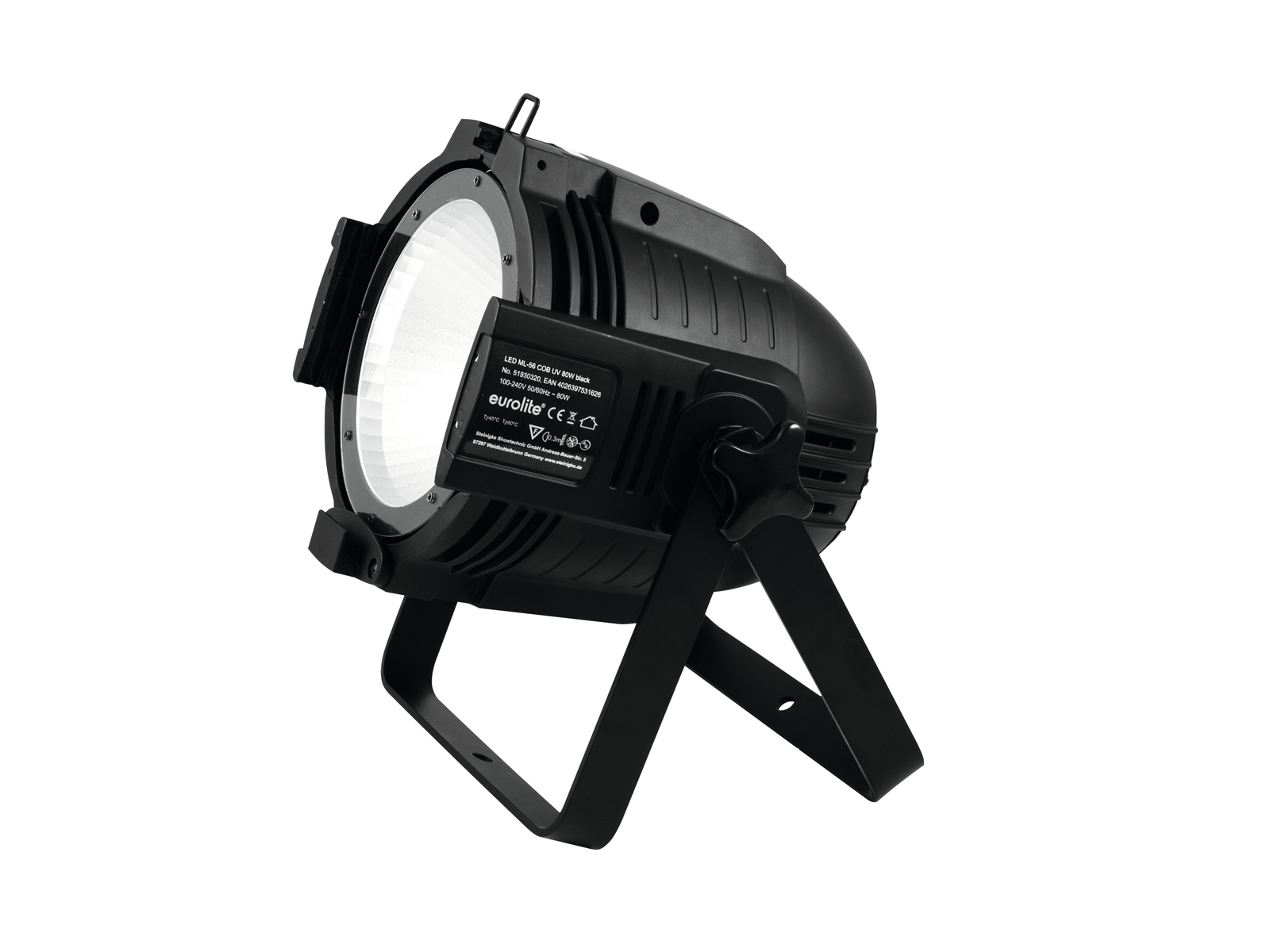 EUROLITE LED ML-56 COB UV 80W