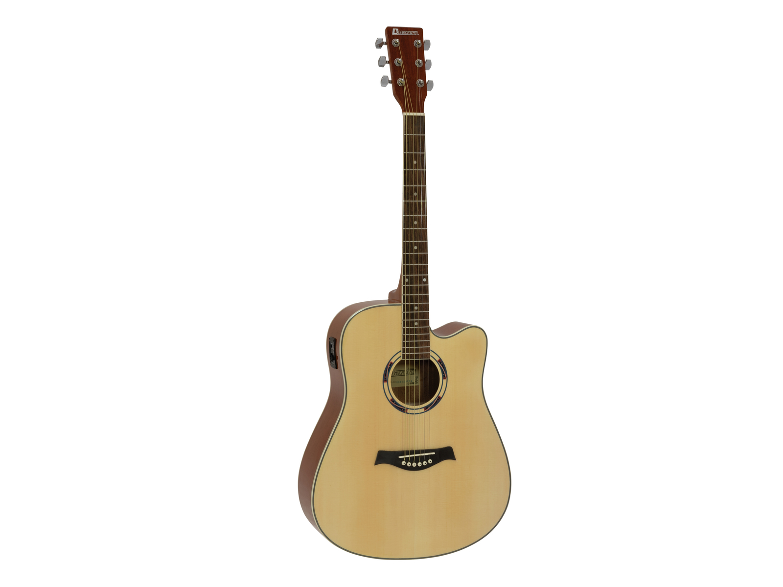 DIMAVERY DR-520 Dreadnought, la nat