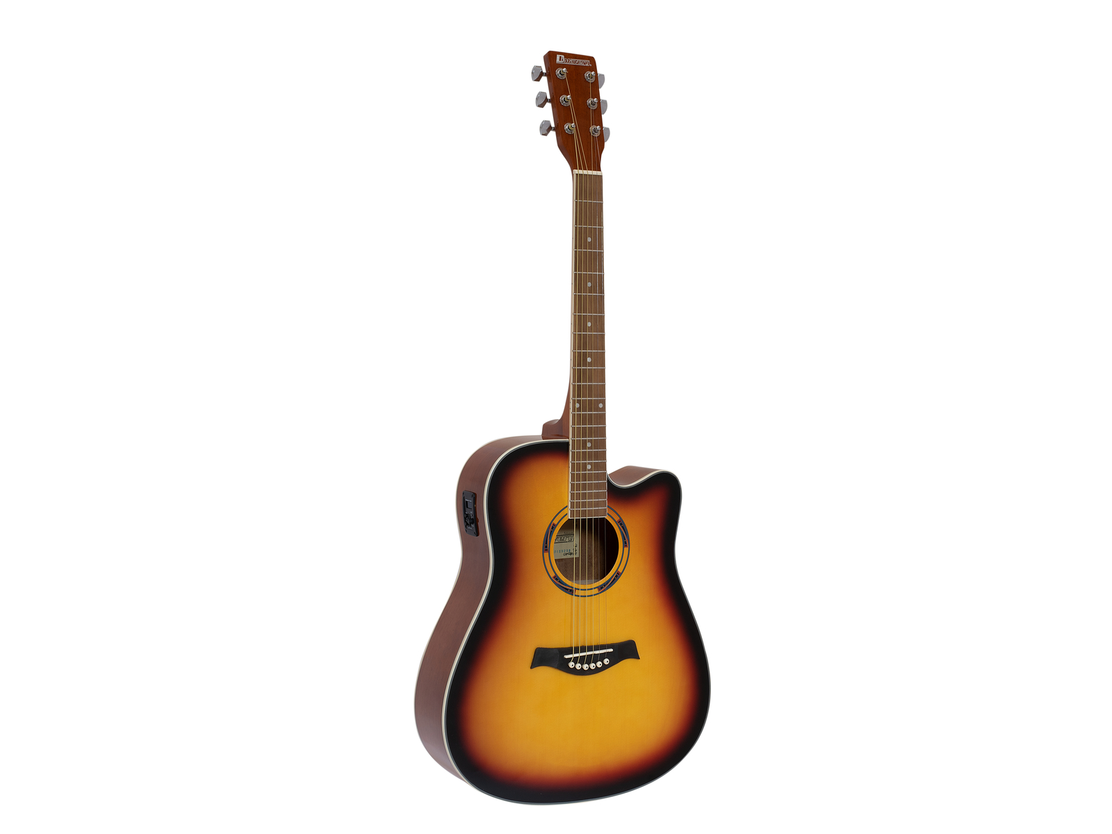 DIMAVERY DR-520 Dreadnought, sunburst