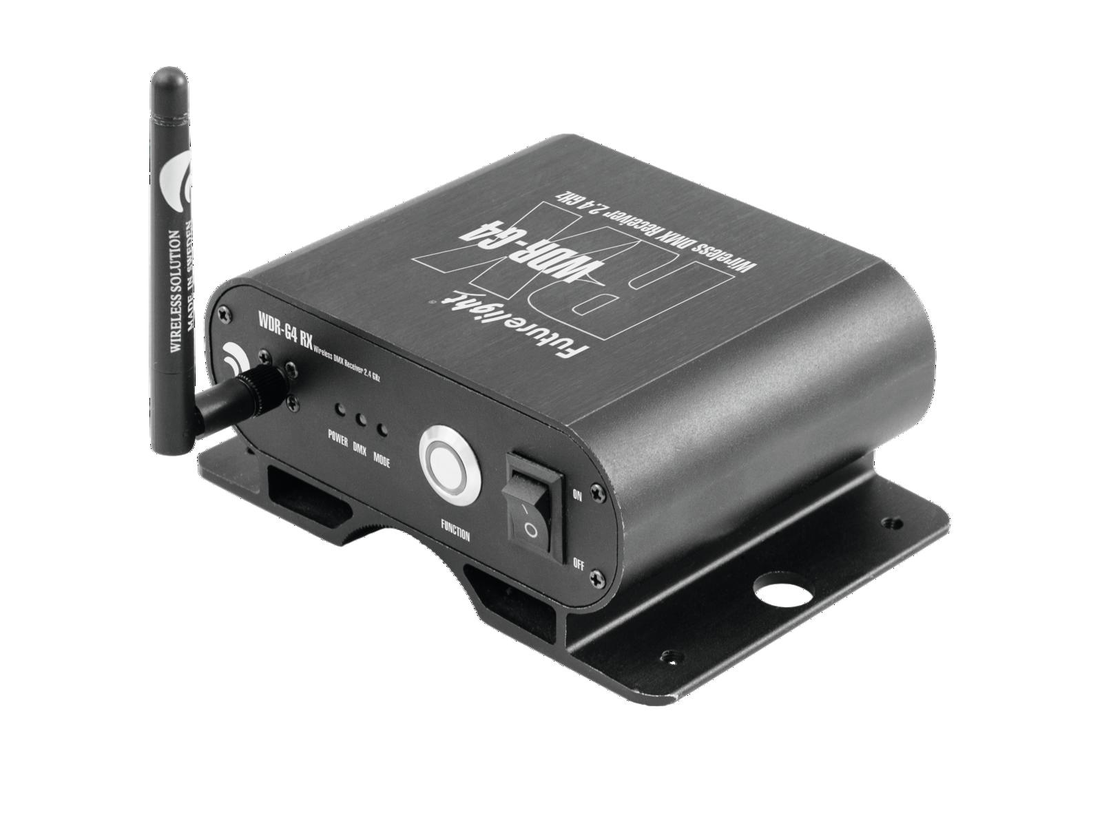 FUTURELIGHT WDR-G4 RX Wireless-DMX-Ricevitore