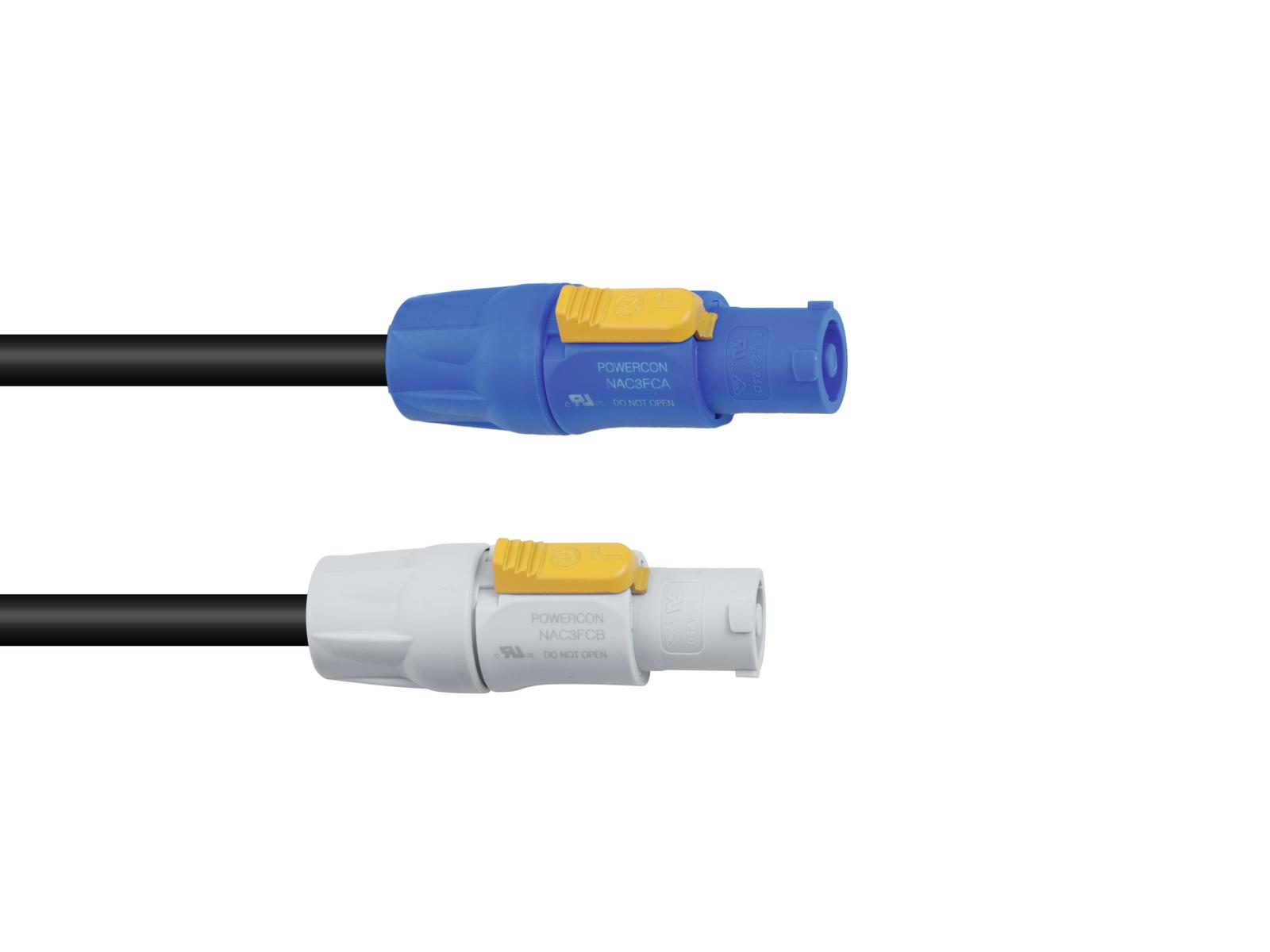 Power cable PSSO PowerCon 3x1.
