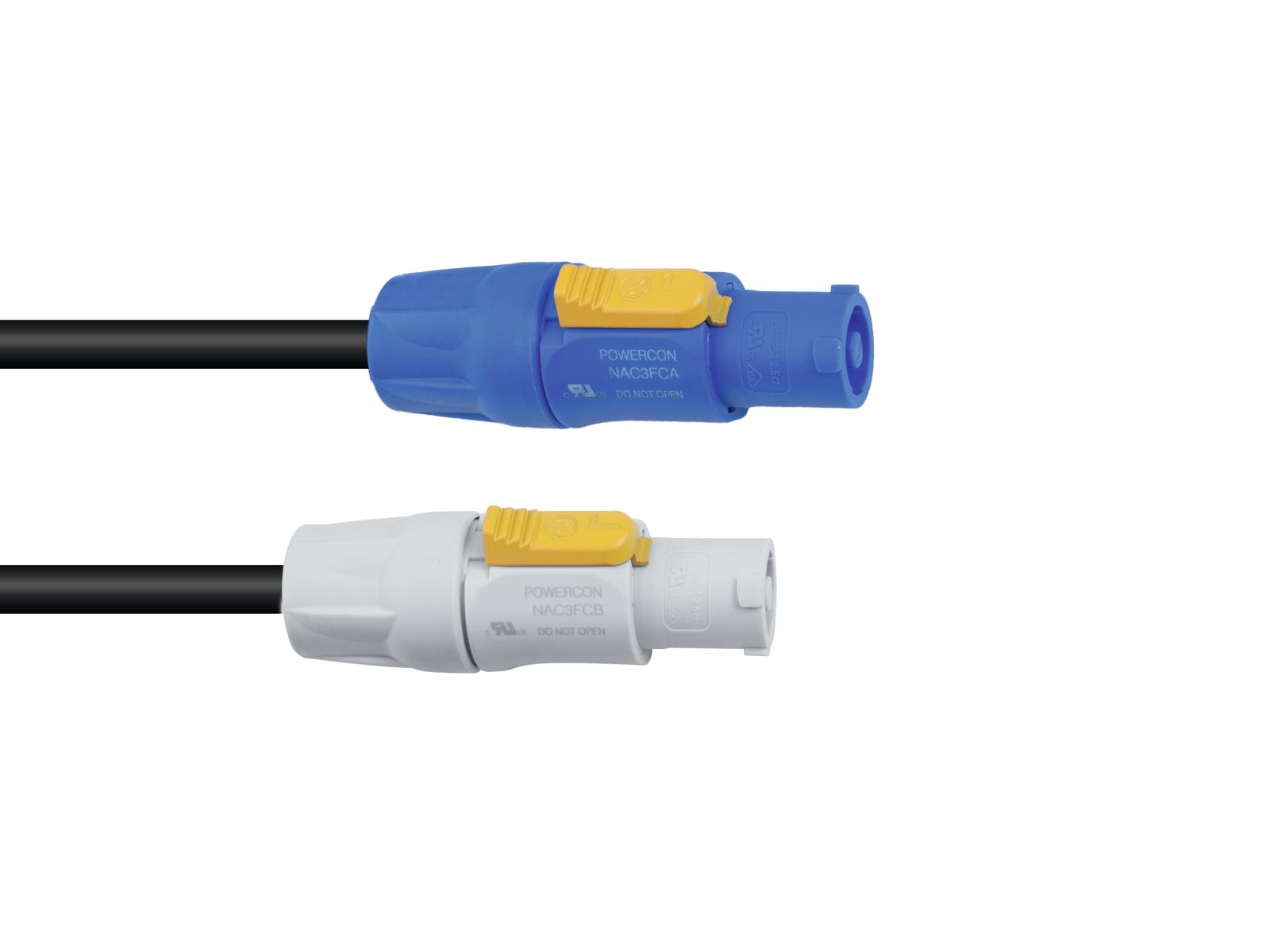 Power cable PSSO PowerCon 3x2.5 1 M