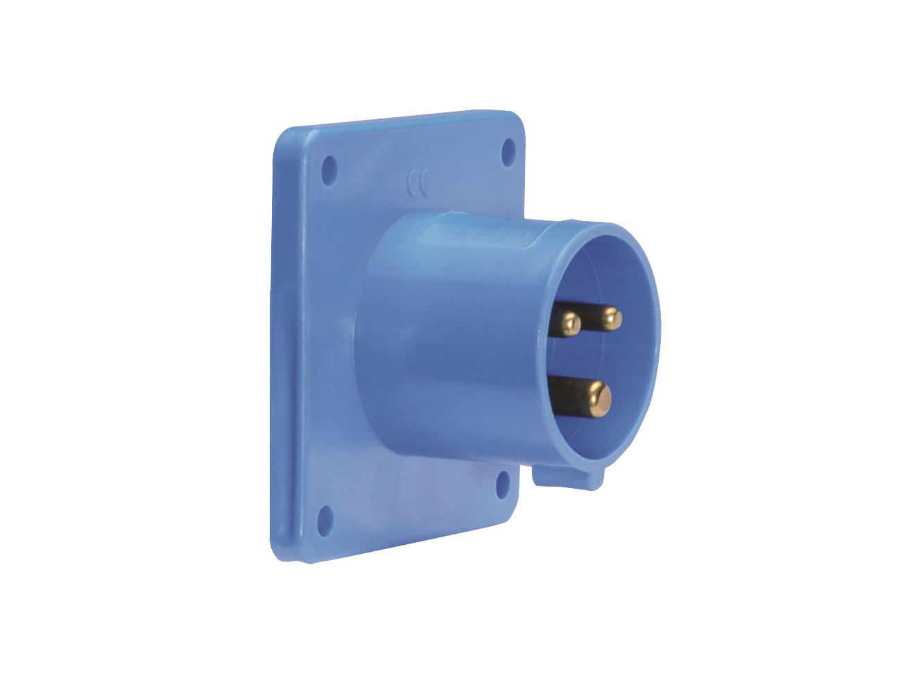 Plug, Panel Mount BALS CEE 16A 3pin