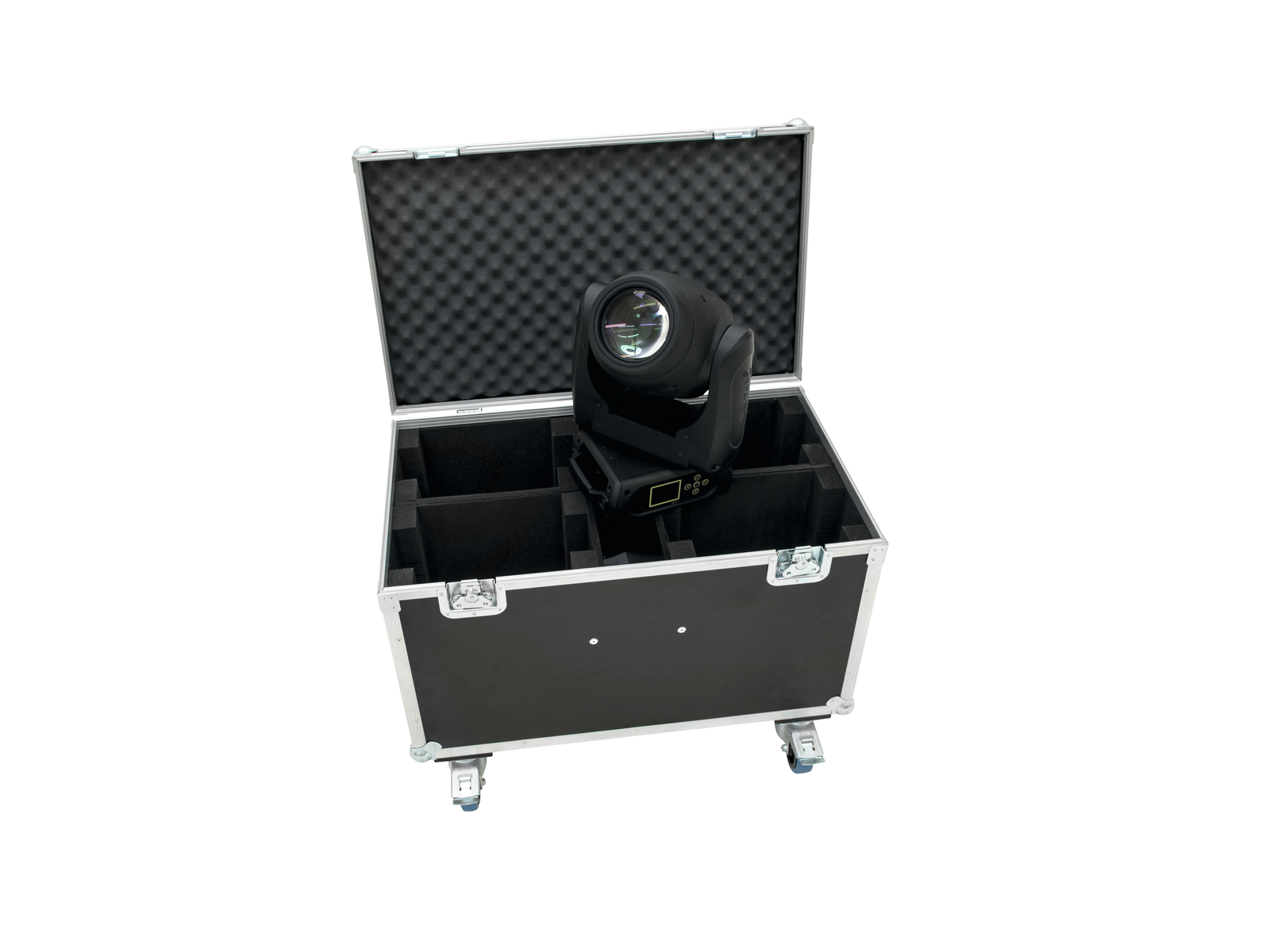 ROADINGER Flightcase 4x PLB-13