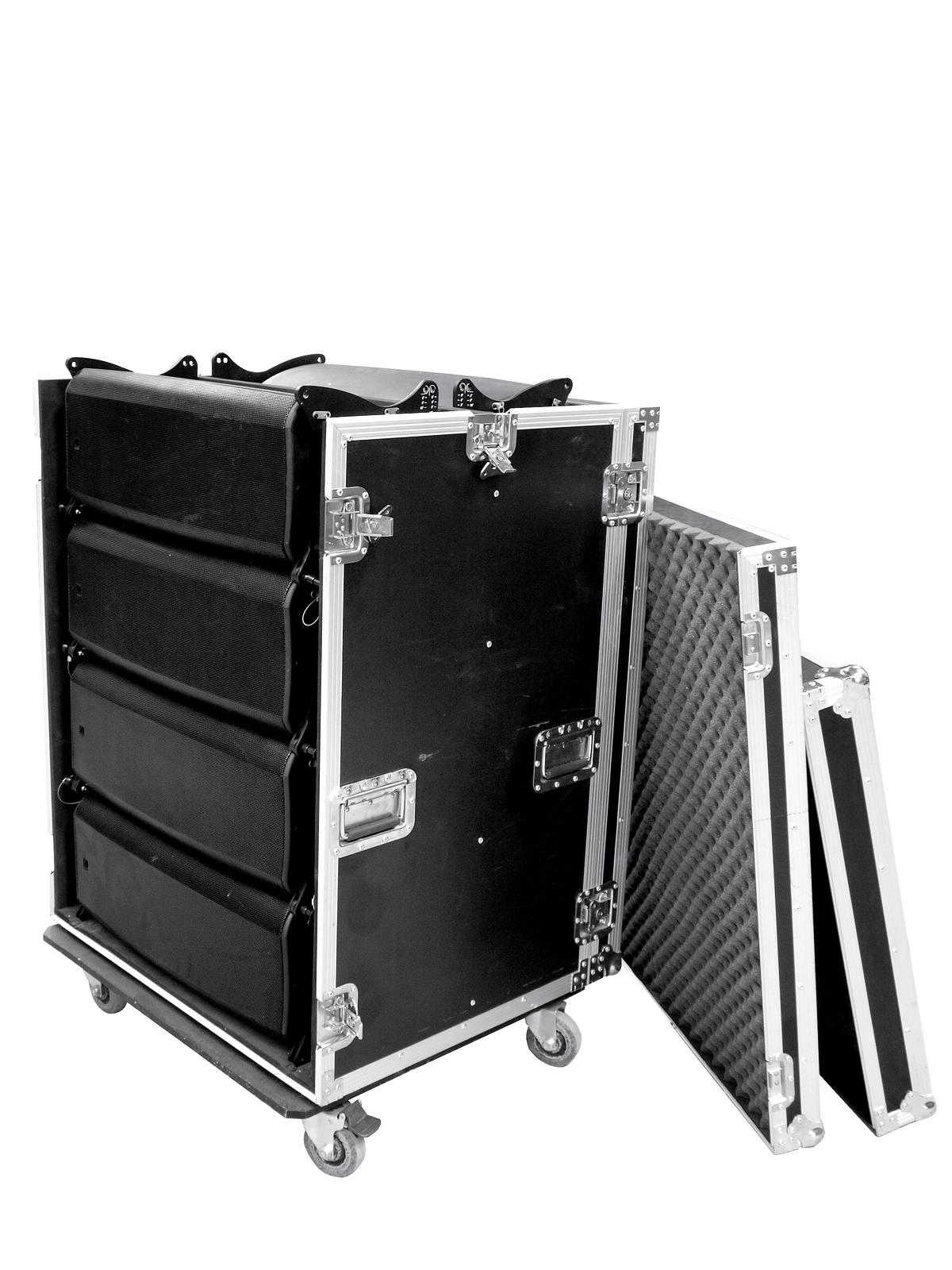 ROADINGER Flightcase 8x CLA-22