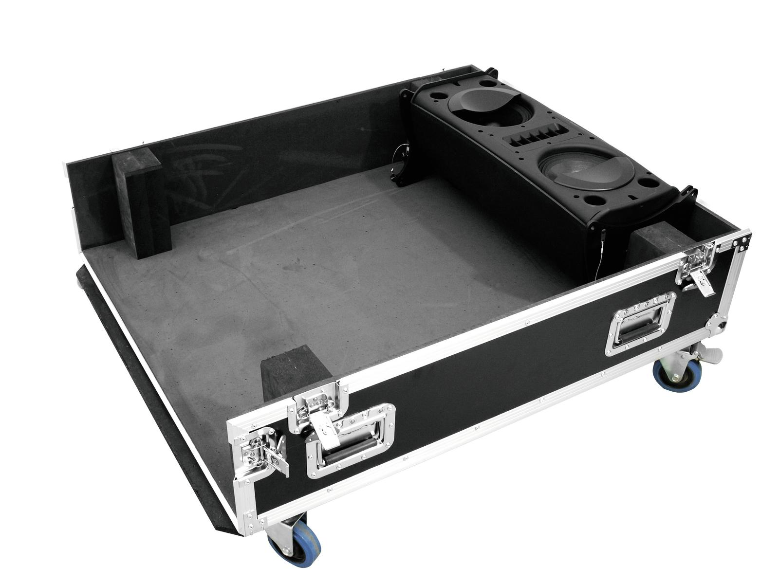 ROADINGER Flightcase 4x CLA-228