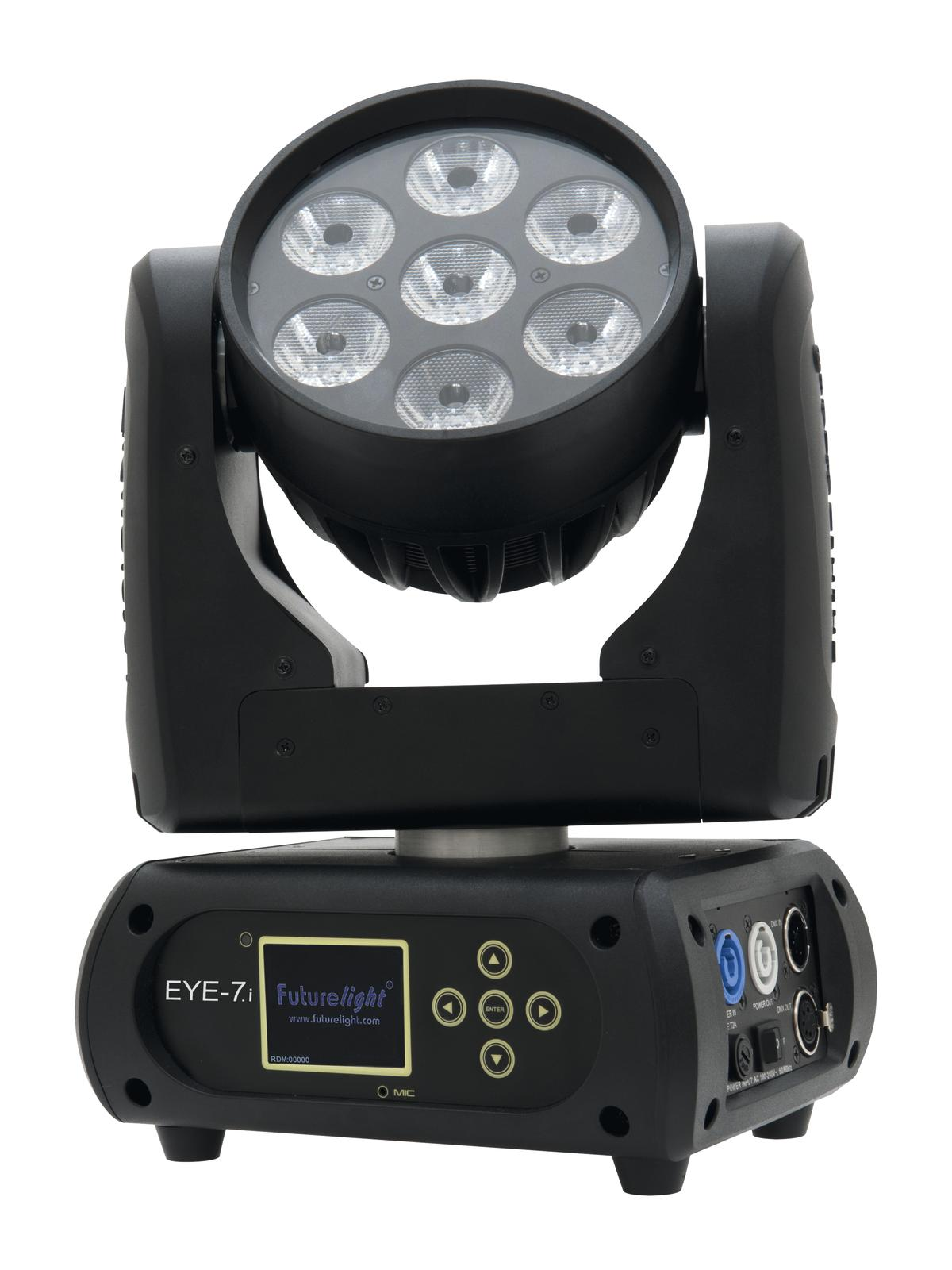 FUTURELIGHT OCCHIO-7.i LED Mov