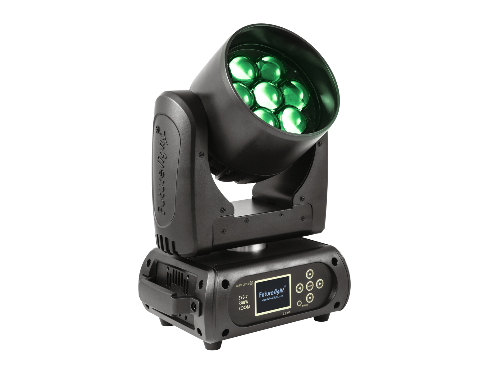 FUTURELIGHT OCCHIO-7 led RGBW Zoom LED Moving-Head Wash