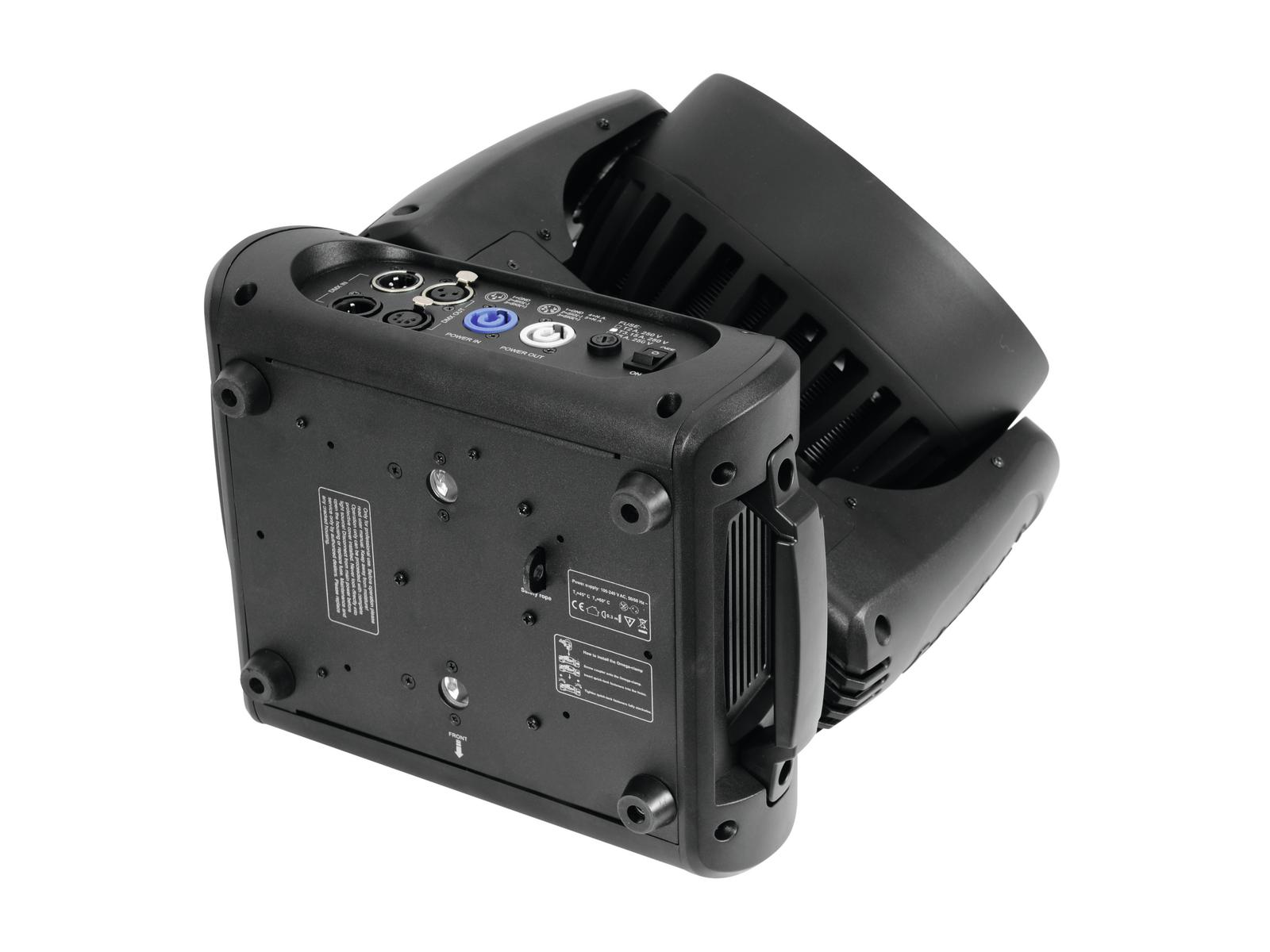 FUTURELIGHT OCCHIO-15 CW/WW Zoom LED Moving-Head Wash
