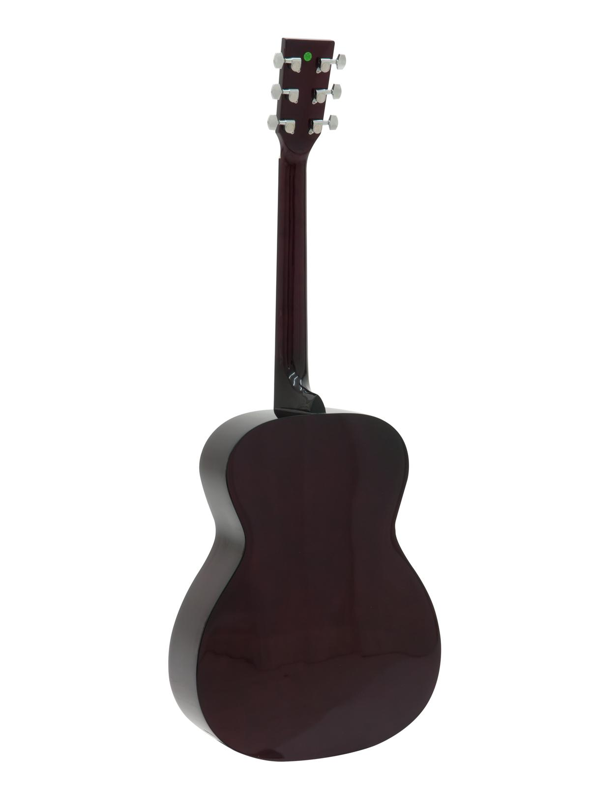 DIMAVERY AW-Occidentale 303 sunburst chitarra