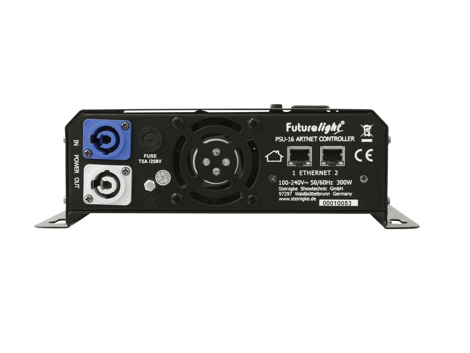 FUTURELIGHT PSU-16 Artnet