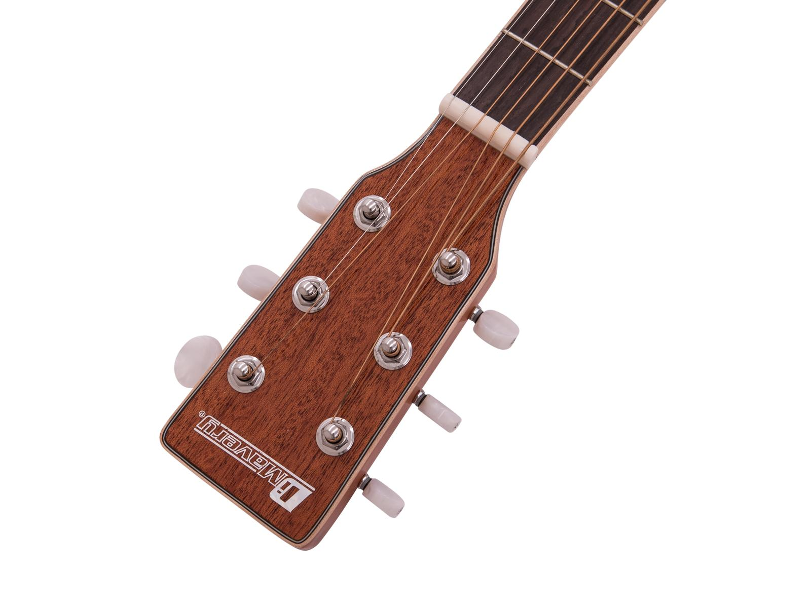 DIMAVERY STW-40 Occidentale chitarra, sunburst