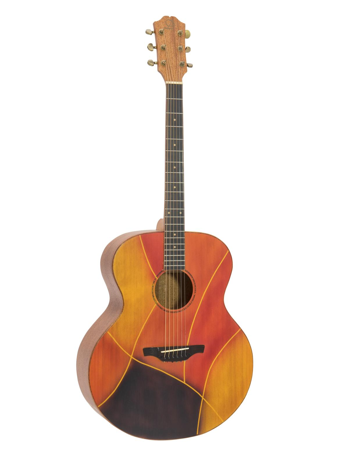DIMAVERY PWS-42JL Occidentale chitarra solid limitata