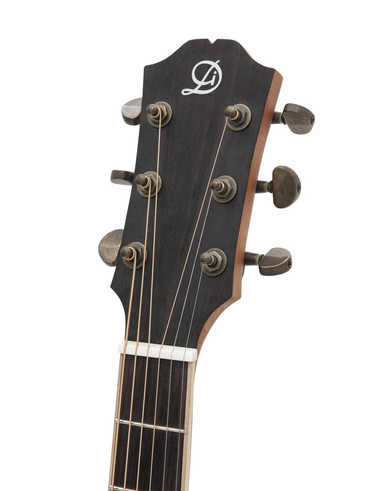 DIMAVERY PWS-41 Occidentale chitarra solid