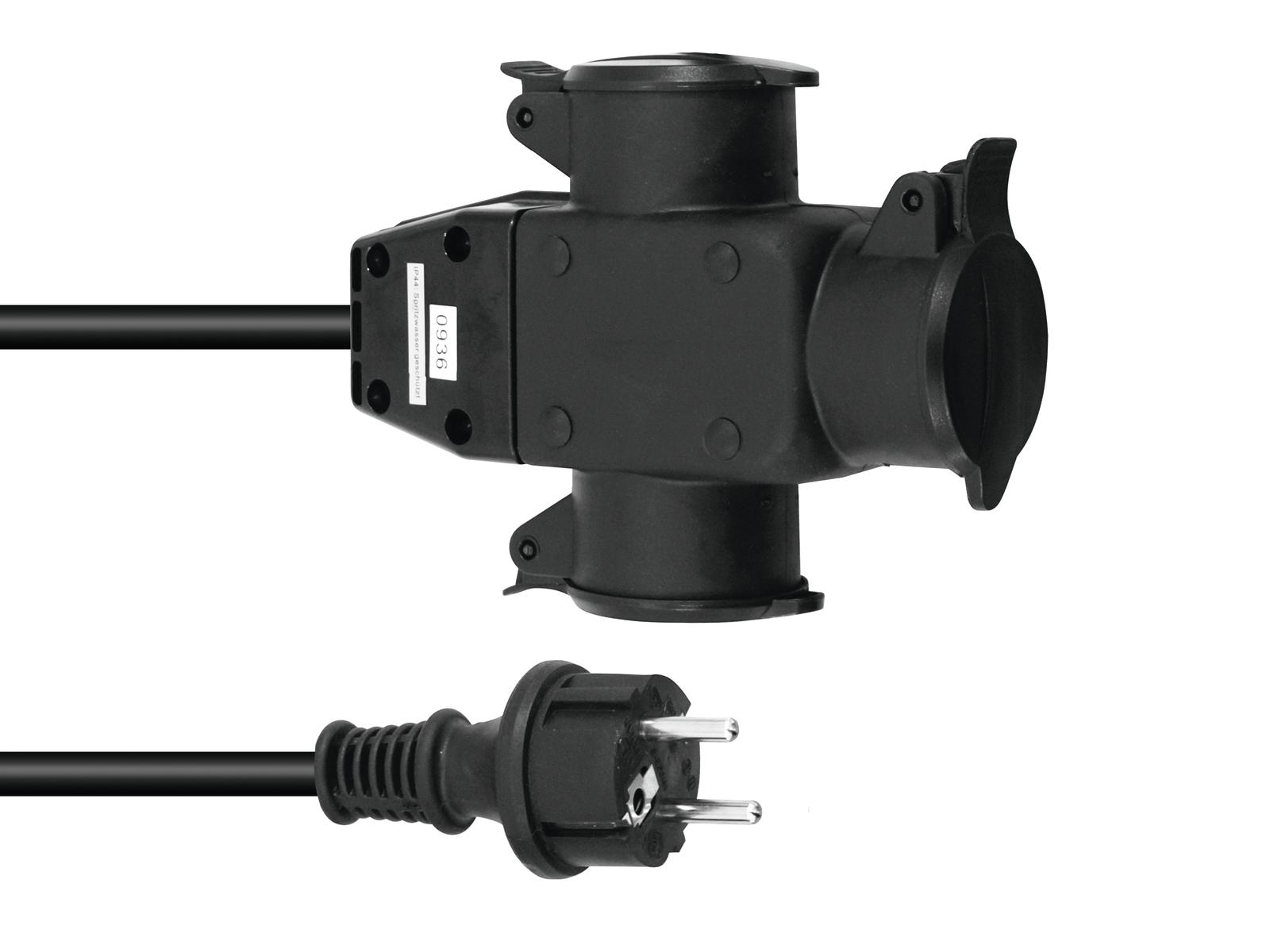 extension power cable 1m Plug