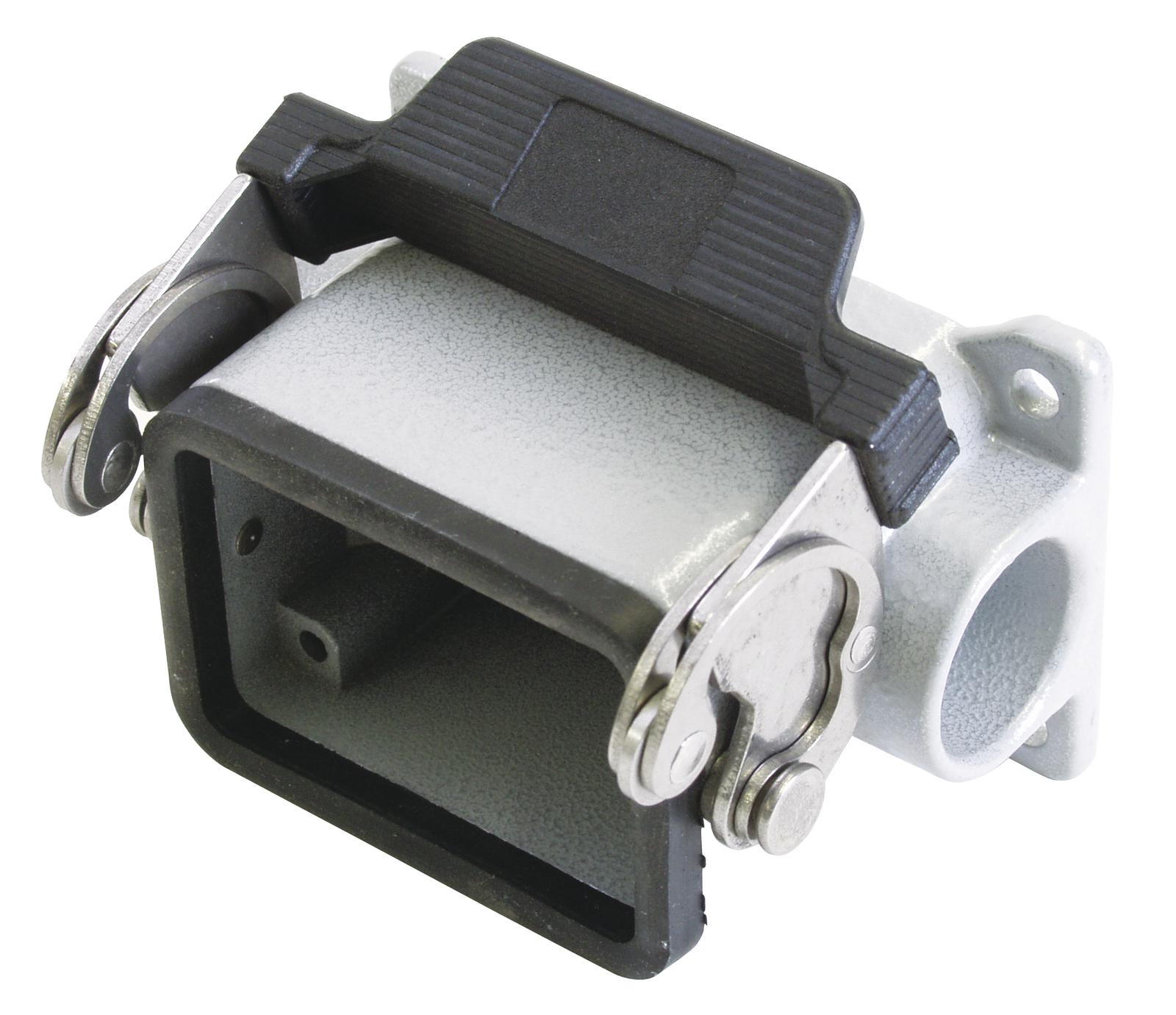 Base adapter ILME connector to 6-pin, 1x PG 16