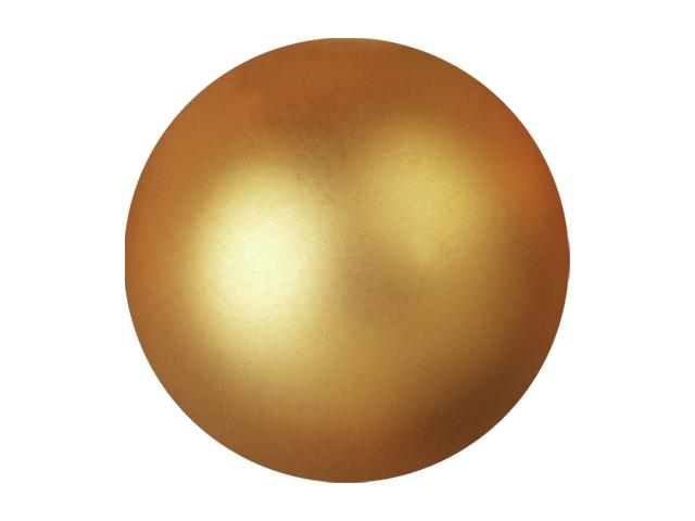 EUROPALMS Decoball 6cm, oro, metallizzato 6x