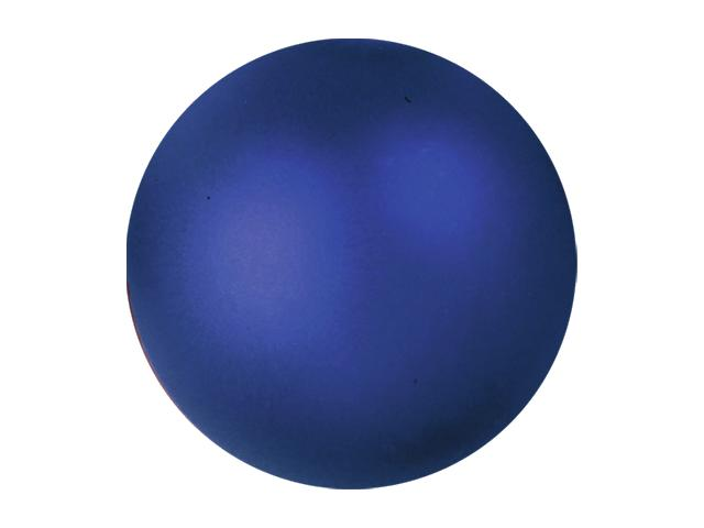 EUROPALMS Decoball 6cm, blu scuro, metallizzato 6x