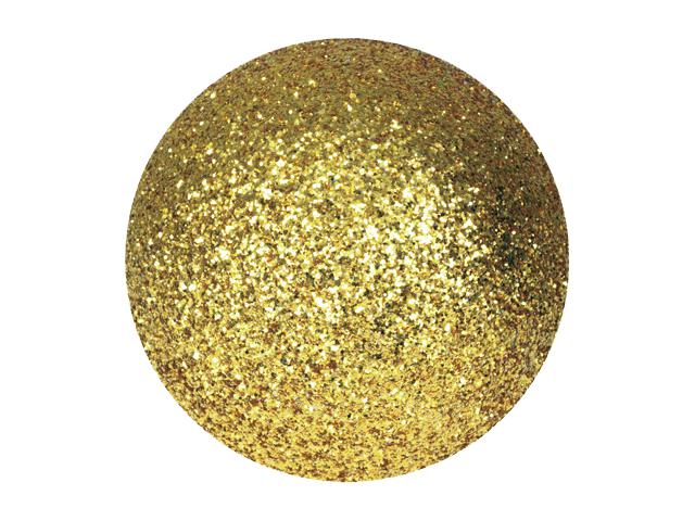 EUROPALMS Decoball 3,5 cm, oro