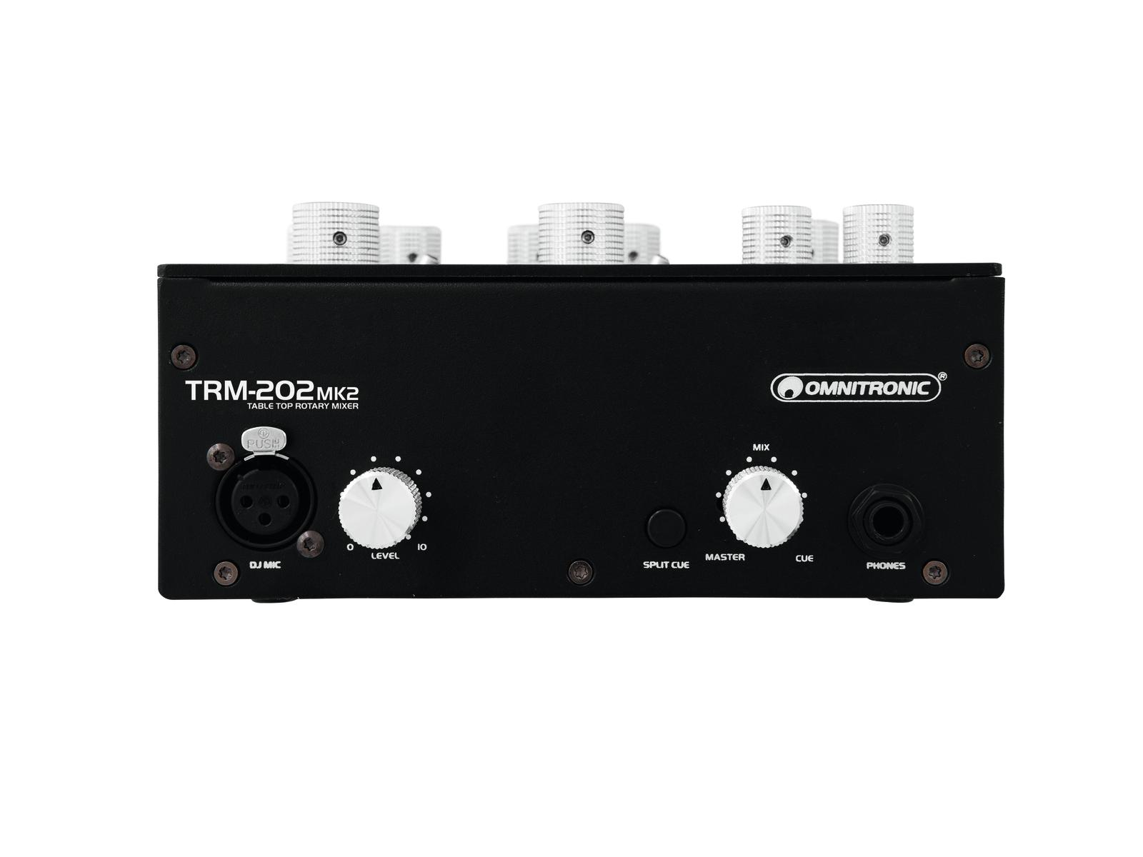 OMNITRONIC TRM-202MK2 2-canale