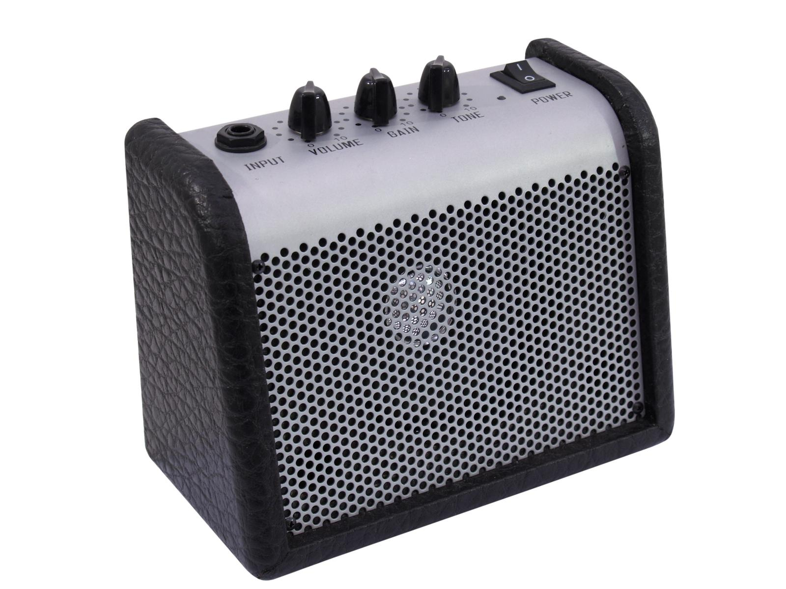 DIMAVERY MA-80 Mini amplificatore 6W