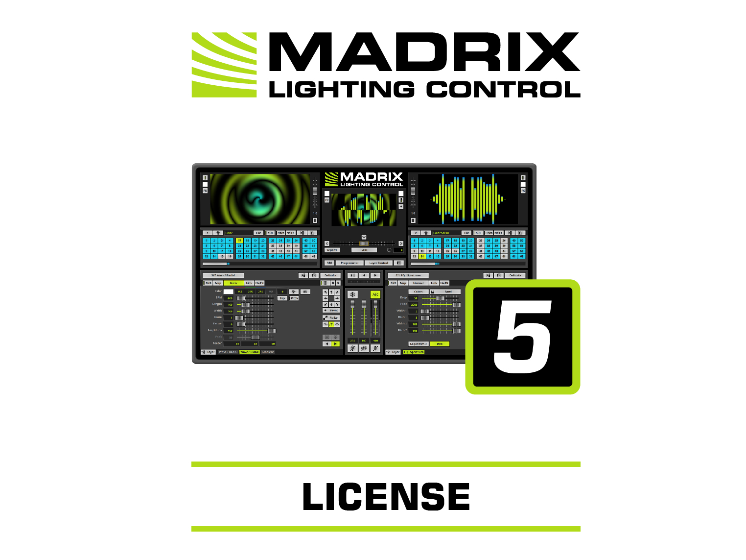 MADRIX Software 5 Licenza di base