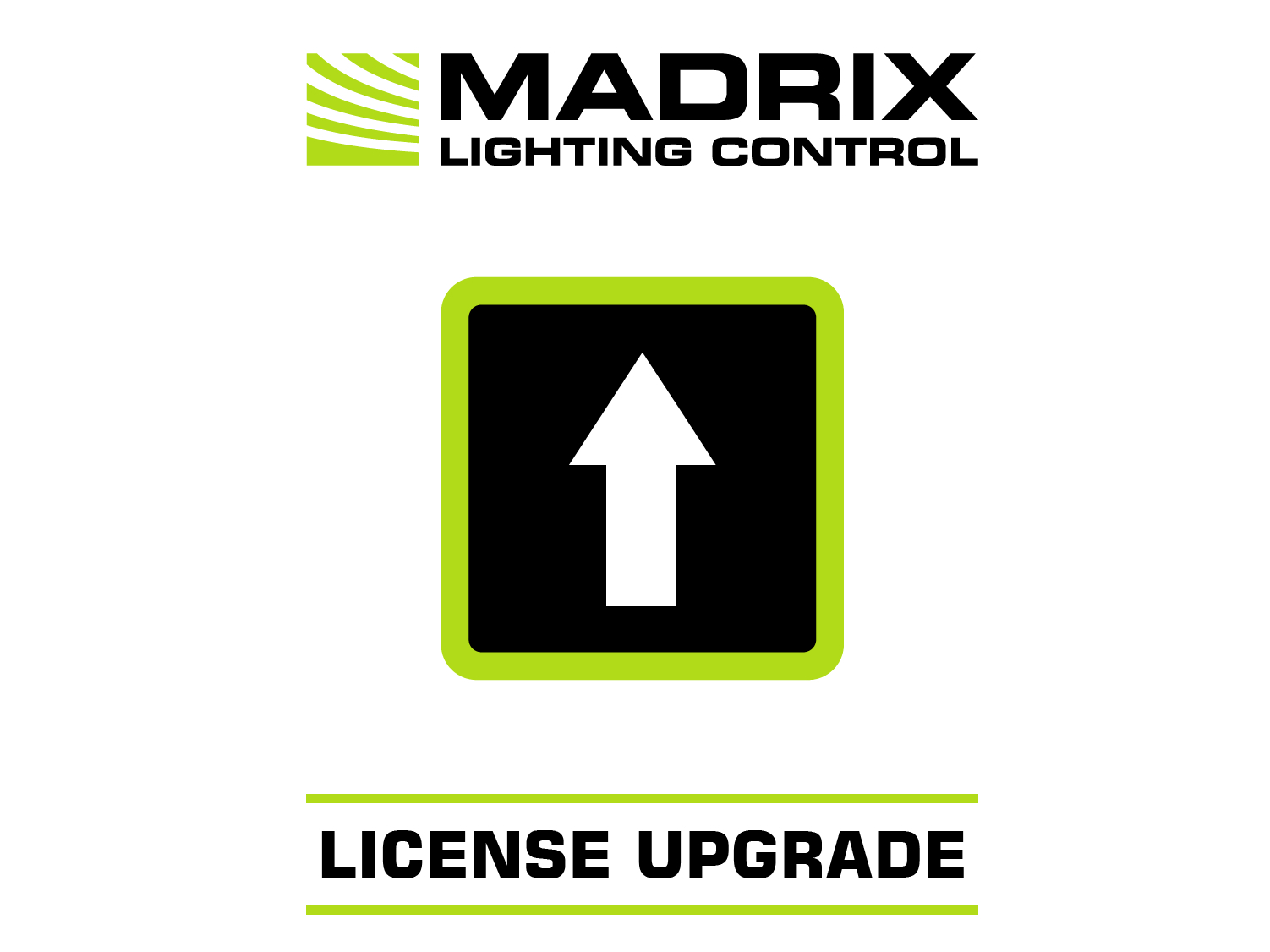 MADRIX UPGRADE basic -> maximum