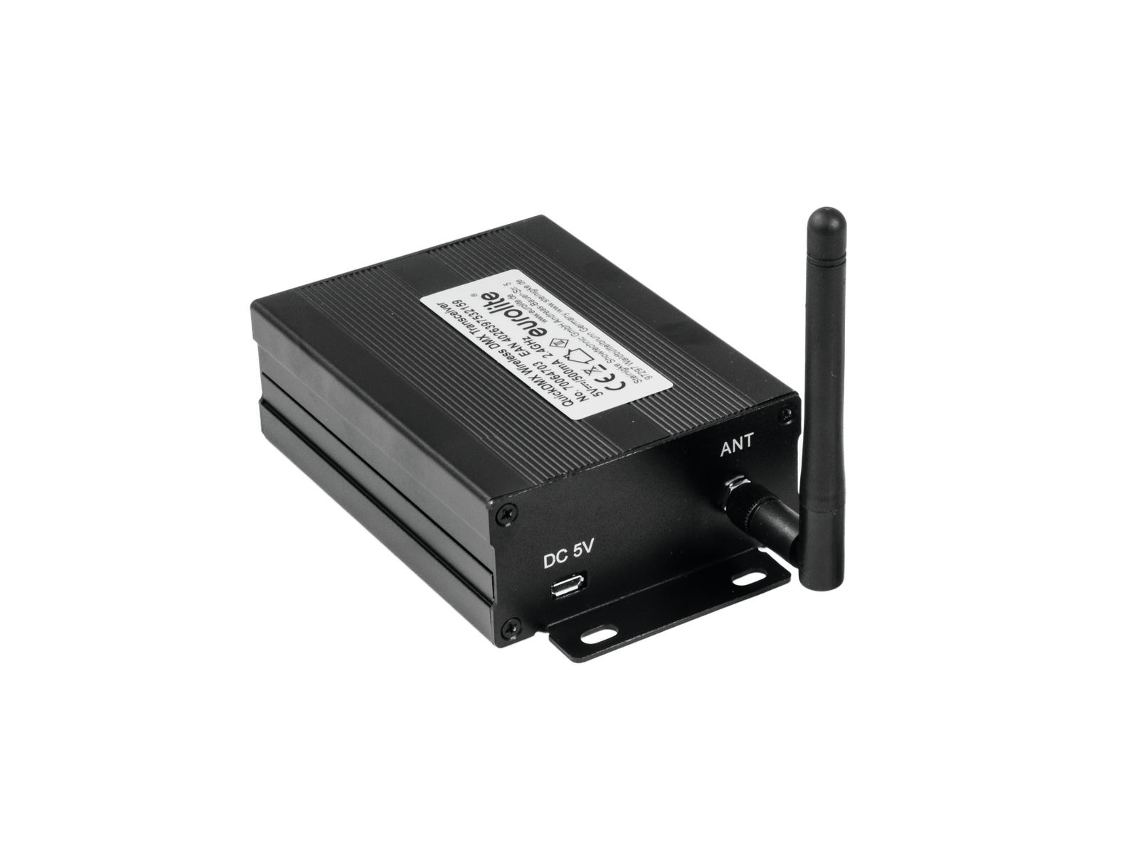 EUROLITE QuickDMX Wireless tra