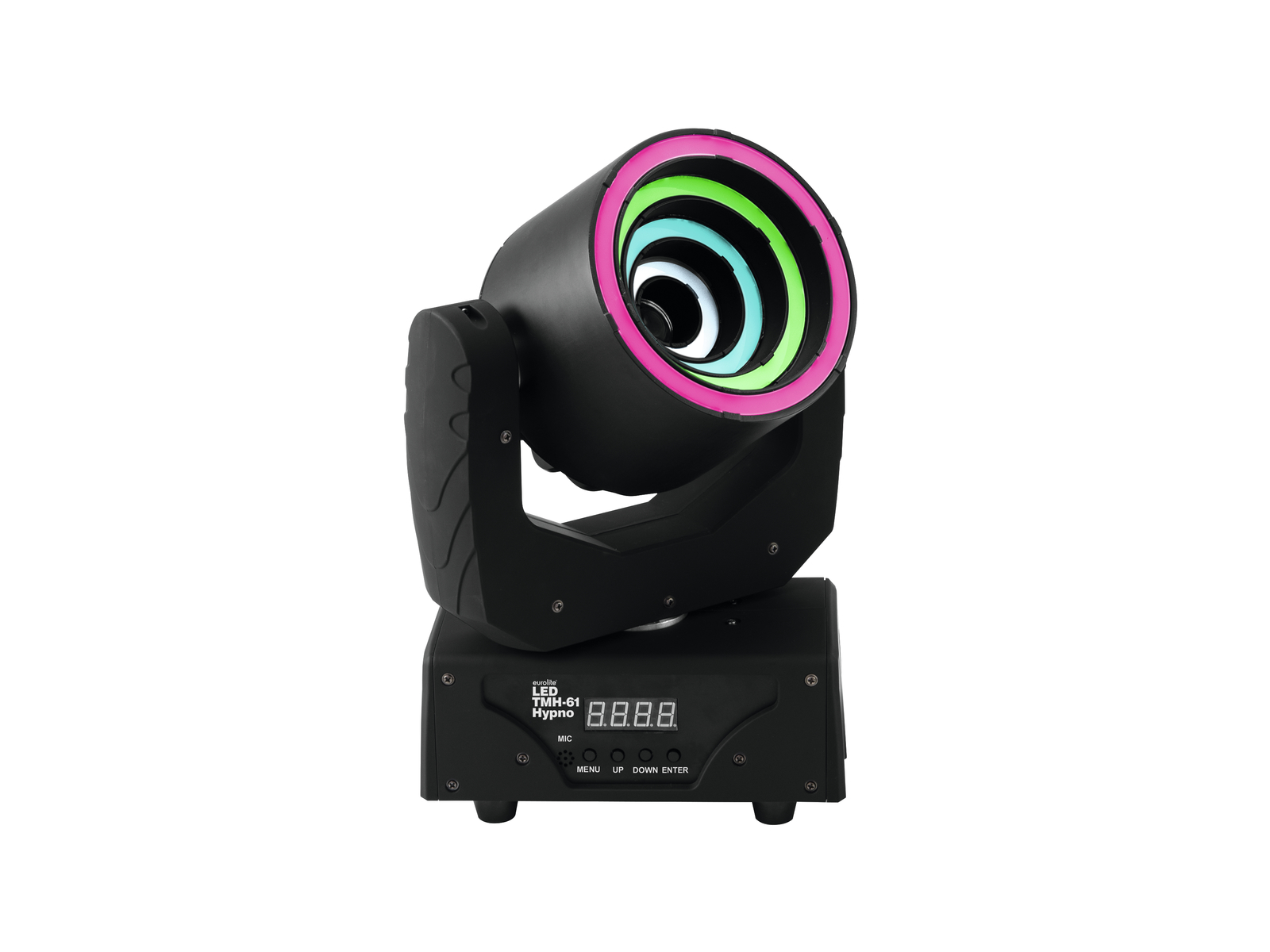 EUROLITE LED TMH-61 Hypno Test