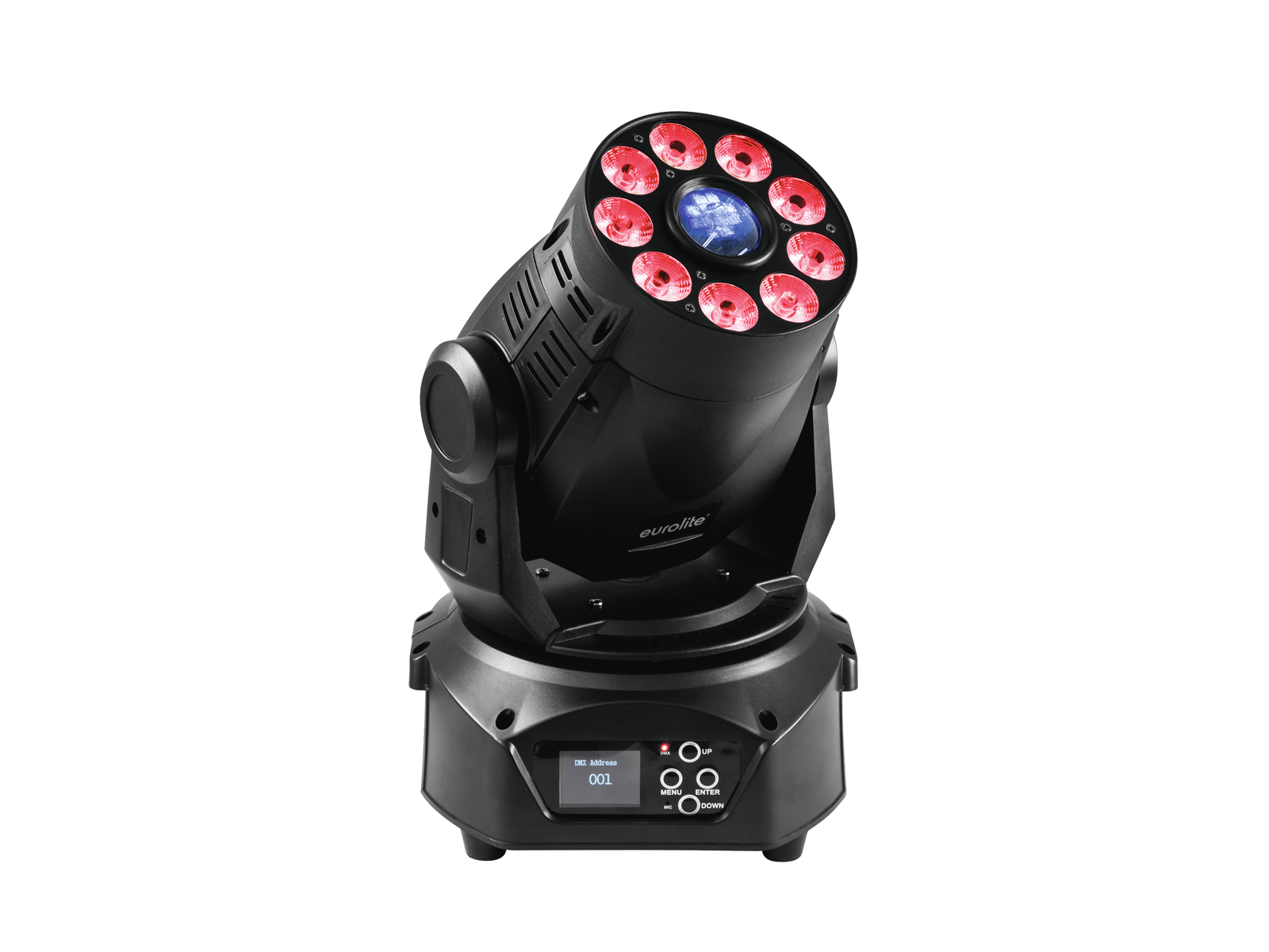 EUROLITE LED TMH-75 Ibrido Moving-Head Spot/Lavaggio COB